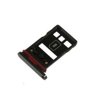 Simhalter kompatibel mit Huawei P30 Pro (Dual Sim), Schwarz