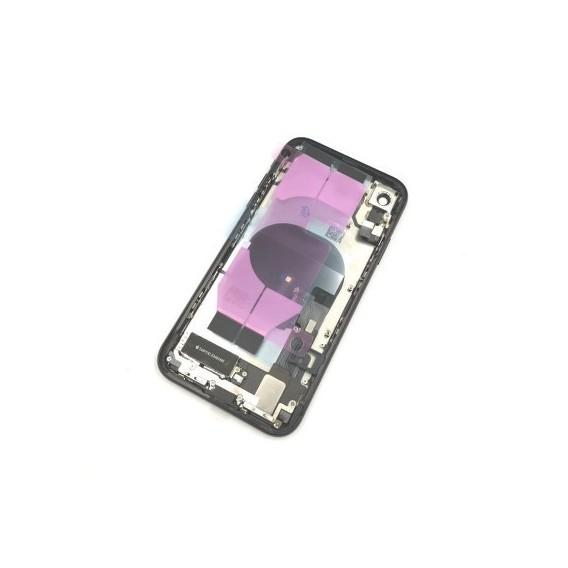 iPhone XR Backcover Gehäuse Rahmen mit Tasten Vormontiert