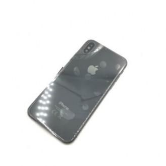 iPhone XS Max Backcover Gehäuse Rahmen mit Tasten Vormontiert