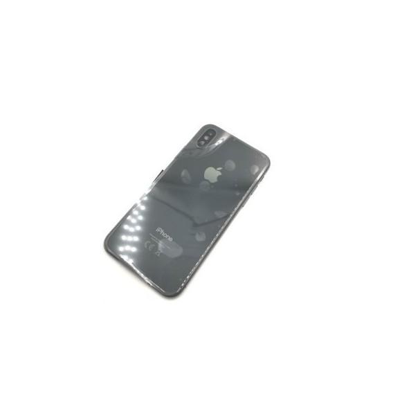 iPhone XS Backcover Gehäuse Rahmen mit Tasten Vormontiert