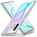 Samsung Galaxy Note 10 Plus Transparent Silikon Cover