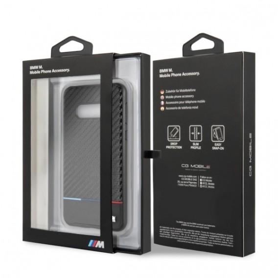 BMW - Carbon - Samsung Galaxy S10+ - TPU Case Cover Handyhülle
