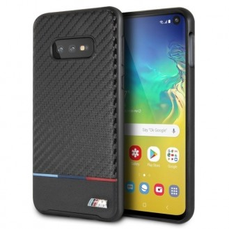 BMW - Carbon - Samsung Galaxy S10+ - TPU Case Cover Handyhülle Tasche