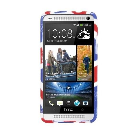 England Silikon TPU Hülle HTC One mini M4