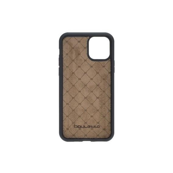 Bouletta Echt Leder Magic Wallet iPhone 11 Pro Schwarz