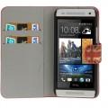 England UK Flagge Leder Kreditkarte HTC One Mini M4
