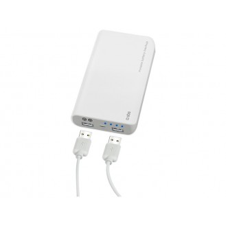 More about SBS Powerbank 10.400 mAh, White
