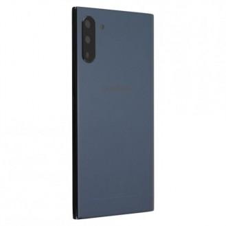 More about Samsung Galaxy Note 10 Akkudeckel, Aura Black