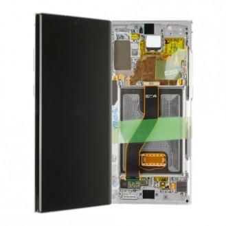 Samsung Galaxy Note 10 Plus LCD Display, Aura White