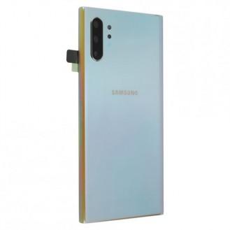 Samsung Galaxy Note 10 Plus Akkudeckel, Aura Glow