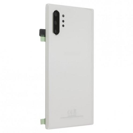 Samsung Galaxy Note 10 Plus Akkudeckel, Aura Weiss