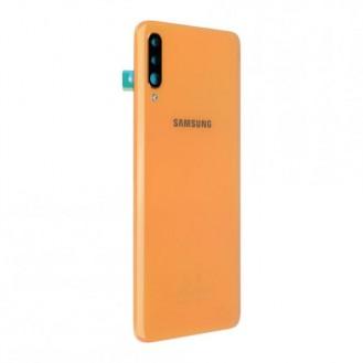 Samsung Galaxy A70 Akkudeckel, Koralle