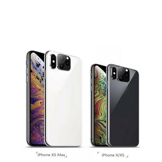 Lens Sticker für iPhone X XS MAX Kamera Wechseln Sie zu iPhone