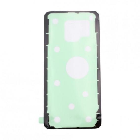 Akkudeckel Klebestreifen Sticker mit Samsung Galaxy A8 Plus