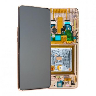 Samsung Galaxy A80 LCD Display, Gold