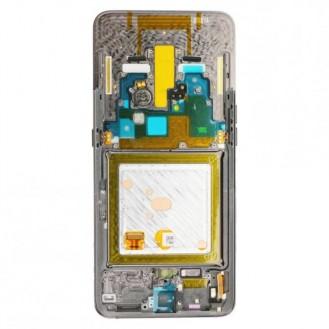 Samsung Galaxy A80 LCD Display, Schwarz