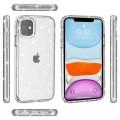 Transparent Silikon Case für iPhone 11