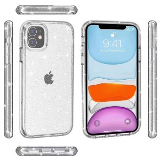 Transparent Silikon Case für iPhone 11 Pro