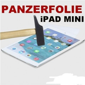 More about Tempered Panzer Schutzfolie iPad Mini 1 / 2 / 3
