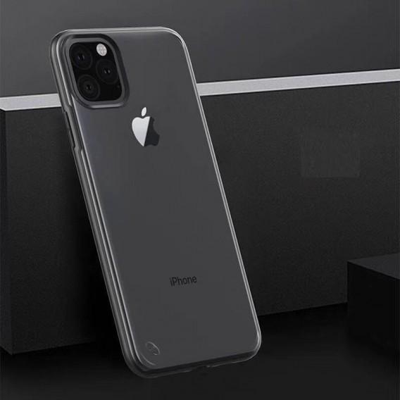 Transparent Silikon Case Cover für iPhone 11 Pro Max