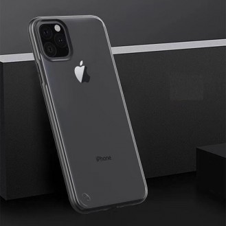 Transparent Silikon Case Cover für iPhone 11 Pro Max