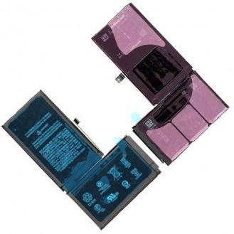 iPhone XS Max Akku Batterie + Adhesive Kleber (3174mAh) Oem