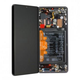 Huawei P30 Pro LCD Display, Schwarz