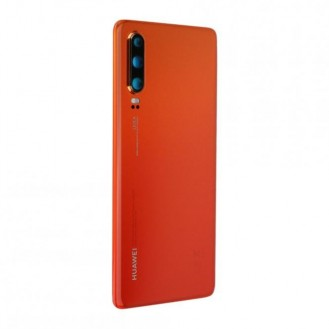 Huawei P30 Akkudeckel, Amber Sunrise