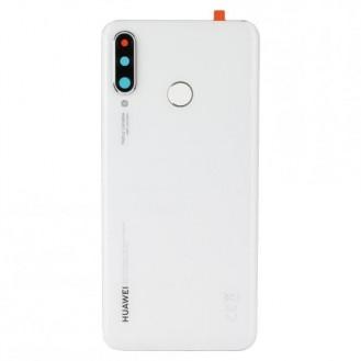 Huawei P30 Lite Akkudeckel, Pearl White