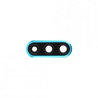 Kamera Linse Rahmen kompatibel mit Huawei P30 lite, Blau