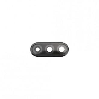 Kamera Linse Rahmen kompatibel mit Huawei P30 lite, Schwarz