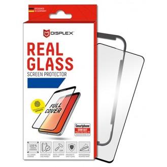 Samsung Note 10 Displex Real Glass 3D Panzerglasfolie Schutzfolie