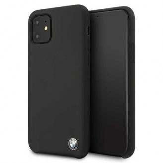 iPhone 11 Pro Original BMW Silikon Hard Cover Hülle Schutzhülle