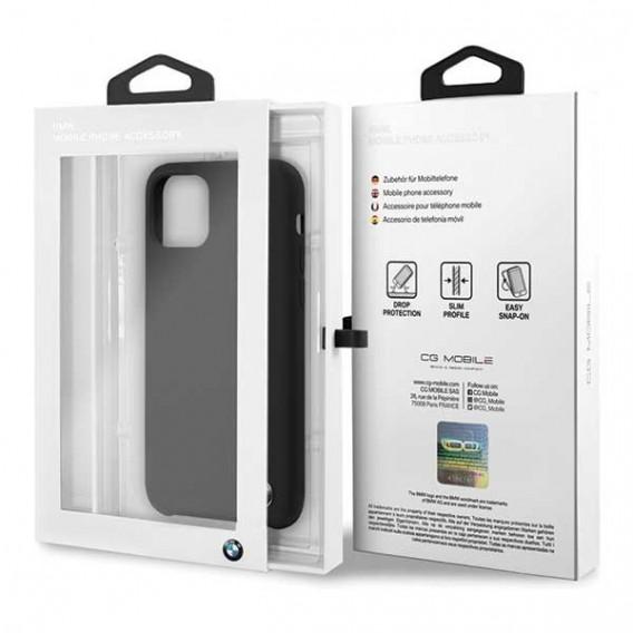 iPhone 11 Pro Max Original BMW Silikon Hard Cover Schutzhülle