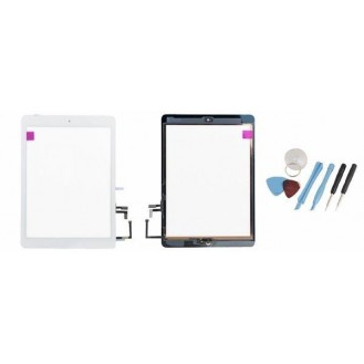 iPad Air Weiss Touch Screen Glas Digitizer