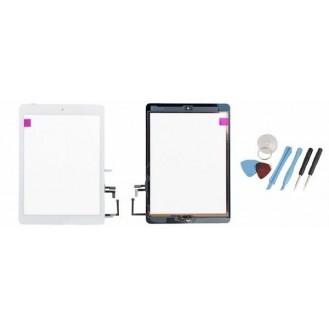 iPad Air Weiss Touch Screen Glas Digitizer