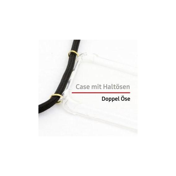 PT line TPU Schutzhülle mit Umhängeband für iPhone 11 Pro Max