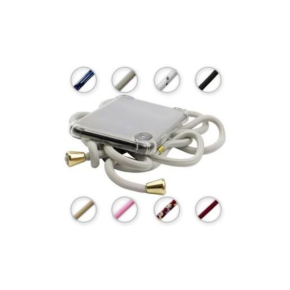 PT line TPU Schutzhülle mit Umhängeband für iPhone 11 Pro