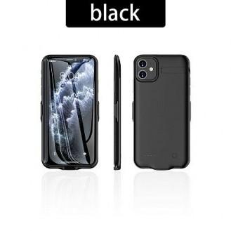 Power Bank Akku Case Zusatzakku iPhone 11 4200mAh