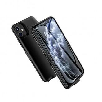 Powerbank Akku Case Zusatzakku iPhone 11 Pro Max 5200mAh