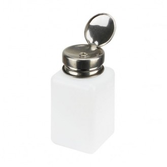 Wei Tus WTS-60 Flüssigkeitsbehälter /-Spender 180ml Weiss