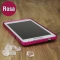 Aluminium Bumper Hülle Galaxy Note 3 Rosa