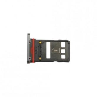Sim Kartenhalter Schwarz kompatibel mit Huawei Mate 20 Pro