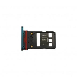 Sim Kartenhalter Blau kompatibel mit Huawei Mate 20 Pro