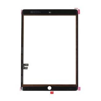 Touch Einheit Displayglas Schwarz kompatibel mit Apple iPad 7 10.2 (2019)