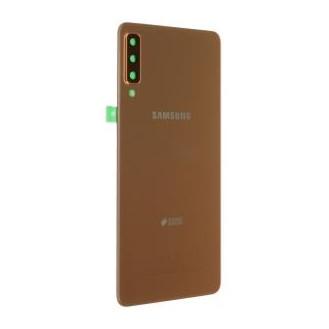 More about Original Akku Deckel Backcover für Samsung Galaxy A7 (2018) in Gold