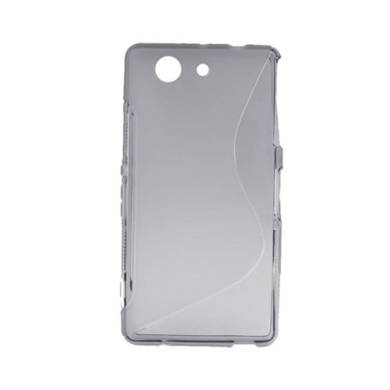 S-Line Silikon Sony Xperia Z3 Compact