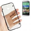 Transparent Bumper Case HTC One M8