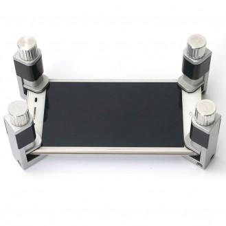 4 x METALL CLIP Befestigung Klammer für Telefone Reparieren LCD und Touchpads