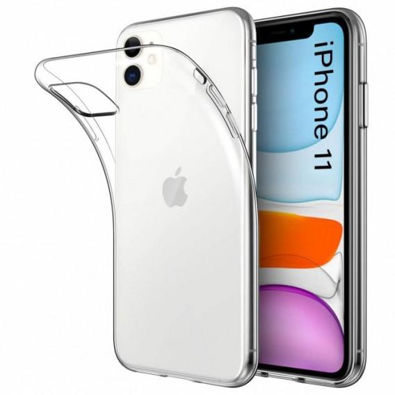 TPU Schutzhülle für Apple iPhone 11, Transparent